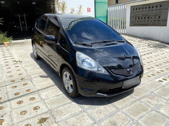 Honda FIT LXL 1.4 automático flex ano 2011/12 - Foto 6