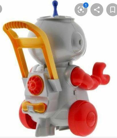 Robo Andador pedagogico