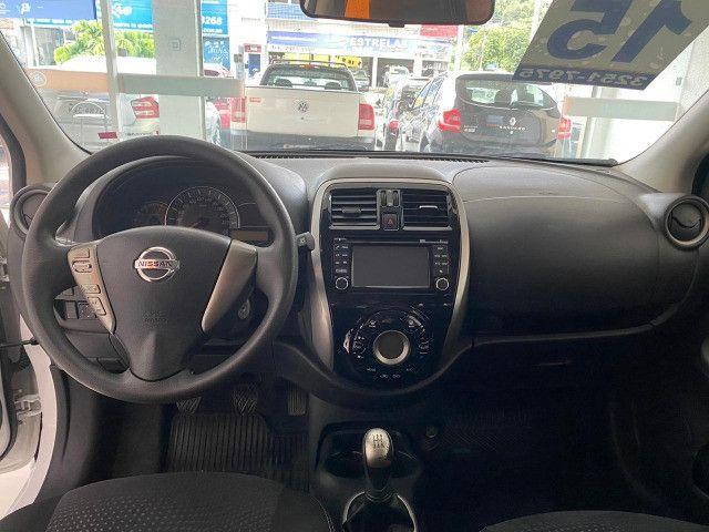 Nissan March 2015 SL 1.6 Flex - Foto 5