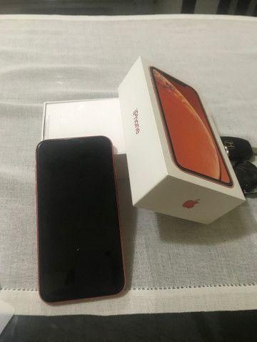 IPhone XR 64gb Coral, estado de novo - Foto 2