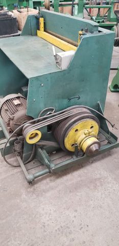 Guilhotina mecânica 1000 mm - 1534 - Foto 3