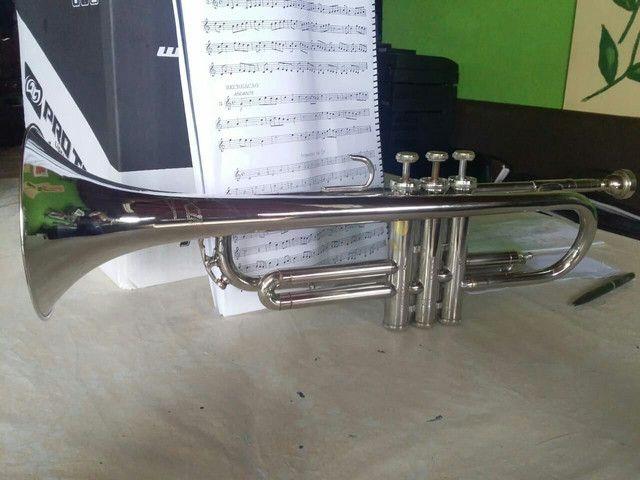 Trompete Weril Rex Conservando