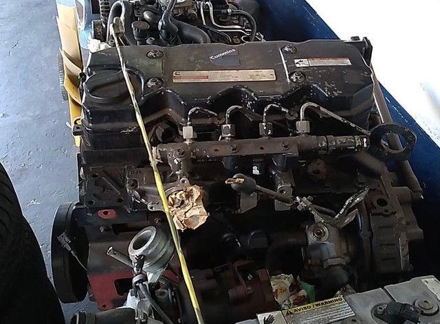 Motor f250 f350 f4000  - Foto 4