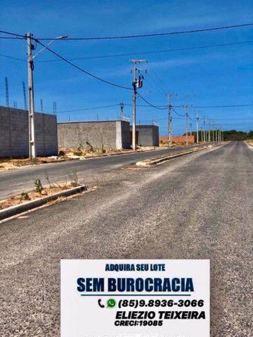 Loteamento às margens da BR-116, 10 min de Fortaleza! - Foto 2