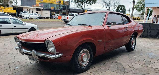 Super oferta Ford Maverick ano 1976 - Motor impecável carro para restaurar  - Foto 3