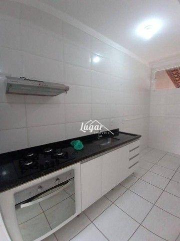 Casa com 3 dormitórios para alugar por R$ 2.000,00/mês - Jardim Portal do Sol - Marília/SP - Foto 5