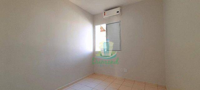 Casa com 3 dormitórios para alugar, 68 m² por R$ 1.800,00/mês - Condominio Residencial Ter - Foto 19
