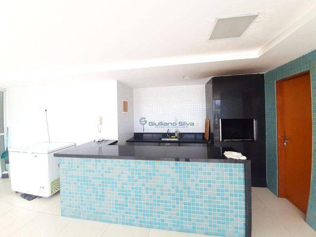 Cód: ap0134 - Apartamento novo, bessa, 102 m², 3 quartos 2 suítes - Foto 17