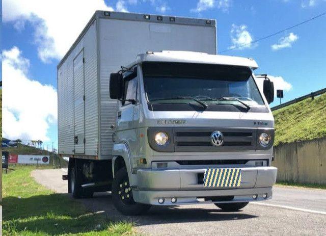 Caminhão 3/4 VW 9150 baú  - Foto 2