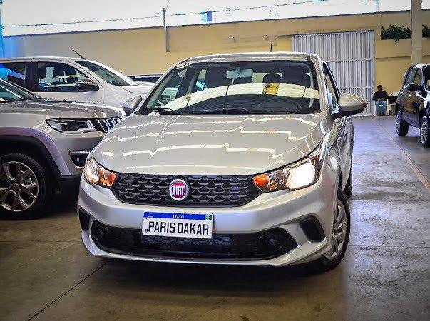 FIAT ARGO DRIVE 1.0 - PROMOÇÃO  - Foto 2