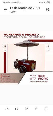 Fabricamos carrinhos e food bikes - Foto 3