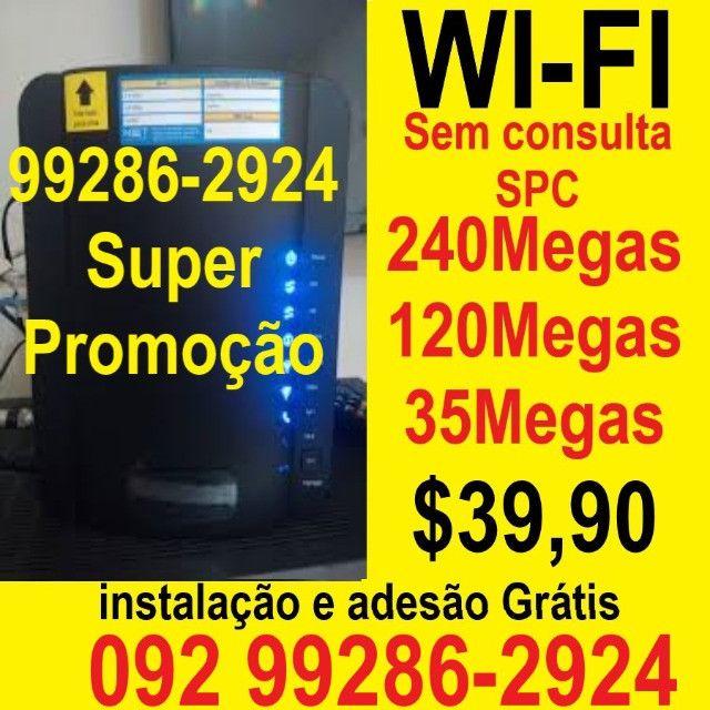 internet promoção