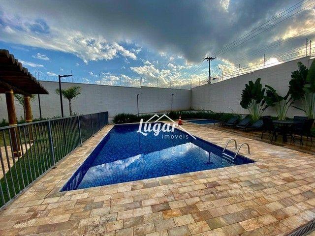 Apartamento com 2 dormitórios para alugar por R$ 900,00/mês - Jardim Morumbi - Marília/SP - Foto 10