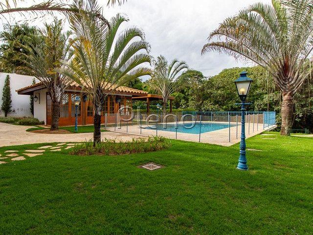 Casa à venda com 4 dormitórios em Sítios de recreio gramado, Campinas cod:CA025599 - Foto 17
