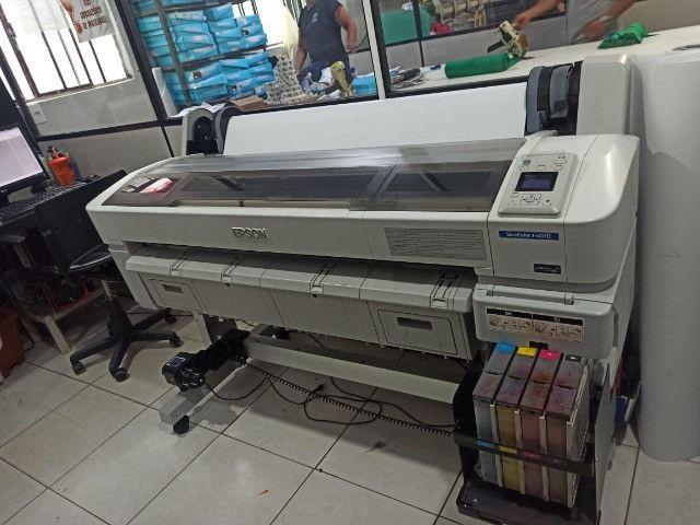 Impressora Plotter surecolor f6070 - Foto 3