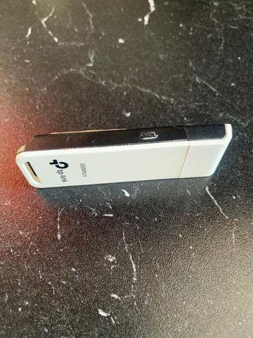 Adaptador Usb Wireless Tp-link Tl-wn821n 300mbps Wifi 2.4ghz - Foto 2