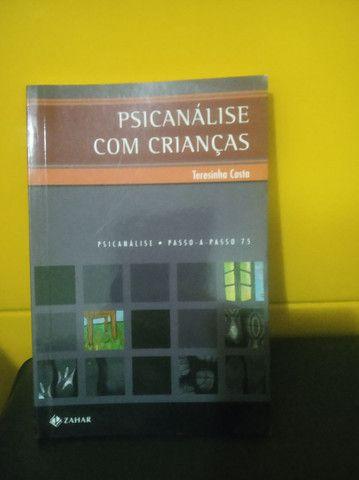 4 livros de Psicanálise  - Foto 4