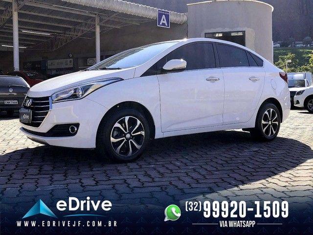 Hyundai HB20S Premium 1.6 Flex Aut. - 1 Ano de Garantia - IPVA 2021 Pago - Completo - 2018 - Foto 4