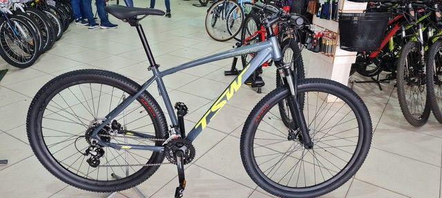 Bicicleta TSW RUNCH