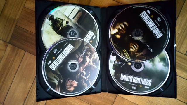 Box Band of Brothers - 6 DVD's. - Foto 3