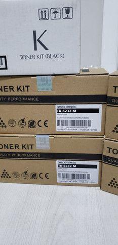 Kit Toner kyocera TK- 5232  - Foto 3