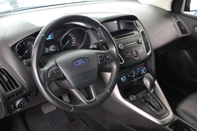 Ford Focus Fastback SE/SE PLUS 2.0 Flex Aut. 2017 Flex - Foto 5