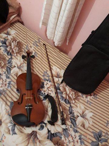 Violino 4/4 por R$300 - Foto 5