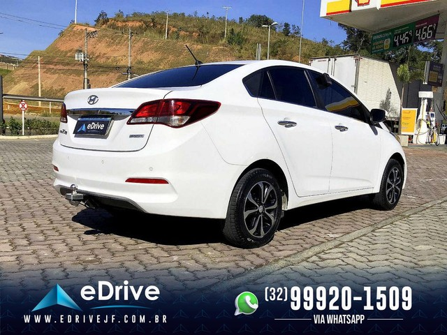 Hyundai HB20S Premium 1.6 Flex Aut. - 1 Ano de Garantia - IPVA 2021 Pago - Completo - 2018 - Foto 7