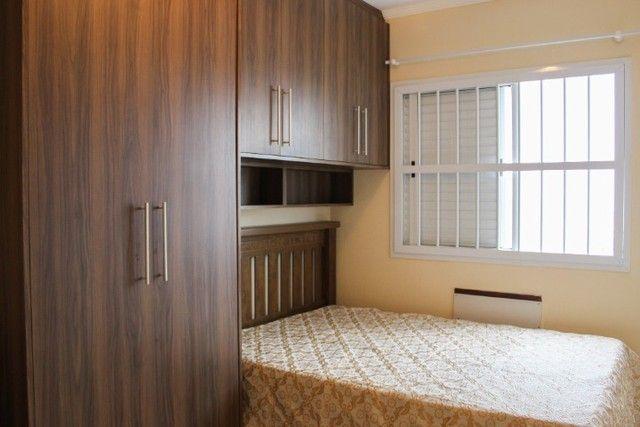 A008 - Apartamento frente mar com sacada gourmet - Foto 10