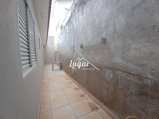 Casa com 3 dormitórios para alugar por R$ 2.000,00/mês - Jardim Portal do Sol - Marília/SP - Foto 12