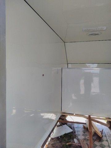 carroceria  trailer food truck lanches  - Foto 5