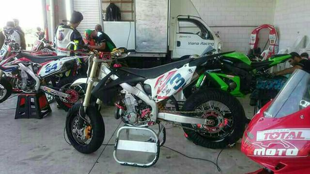 SUPER MOTARD CRF 450