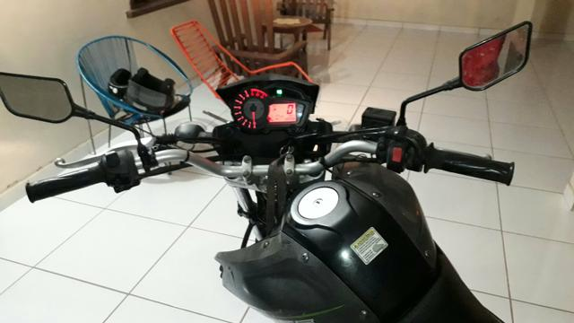 Moto Yamaha Crosser 150
