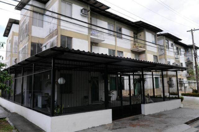 Apartamento condomínio João Bosco na Torquato Tapajós