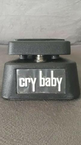 Pedal Guitarra Dunlop Cry Baby Wah GCB 95 Original