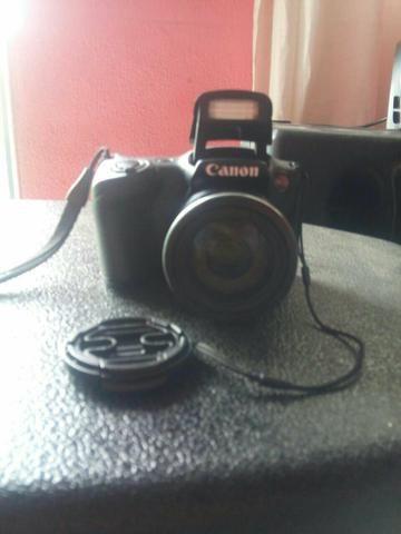 Camera Cannon Top Com Tripé +bag e 8gb