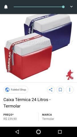 Caixa térmica Termolar BAIXEI