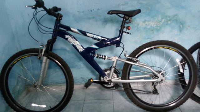 Bicicleta vector aro 26 (21 macha)