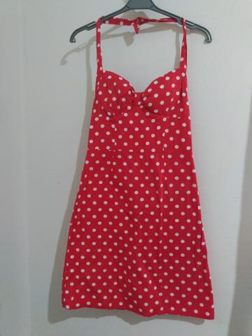 Vestido Pin-up justo!