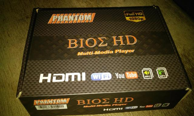 Phantom Bios HD Sem Antena