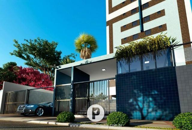 Apartamento 03 quartos ÷ em 120 meses, Farol, prox. a Av. Rotary
