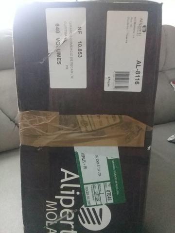 Kit mola esportiva Montana 1.4 etc