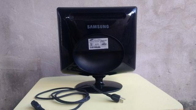 Monitor Samsung 17 polegadas modelo 732n - Plus
