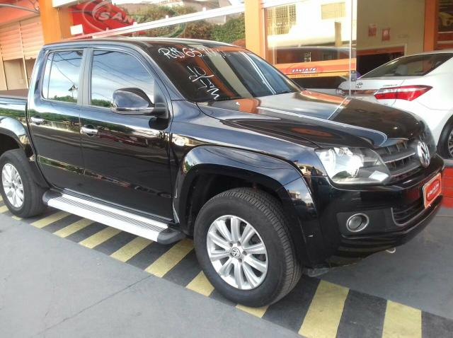 Vendo Amarok Highline 2011
