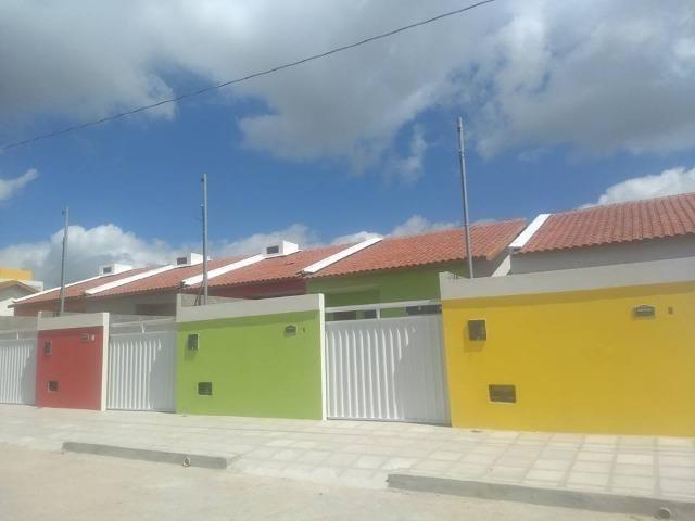 Casa no conjunto Portal Campina com entrada a partir de Mil Reais