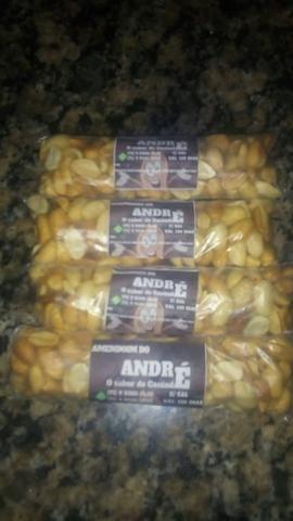 Amendoim torrado/ UND 1,00$