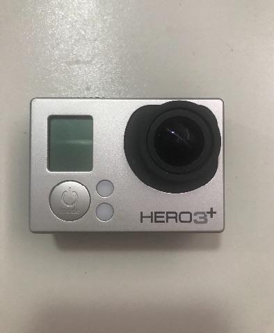 Gopro Hero 3+ Silver Edition + Acessórios