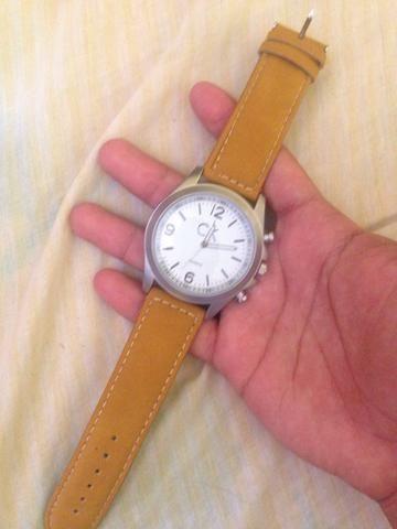 Relógio Calvin Klein Novo