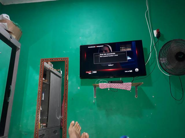 Linda tv de 32 samsung, vindo buscar dou um bom desconto!!