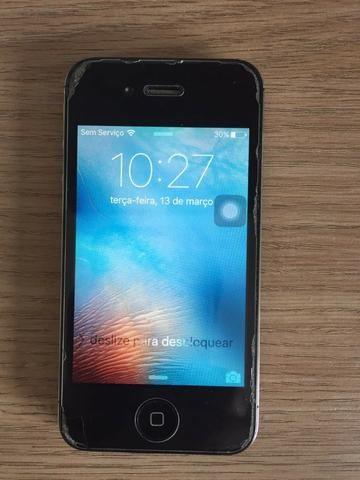 Iphone 4s usado 16gb